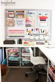 Ikea Craft Room Hack  Home Design IdeasIkea Craft Room