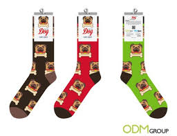 Small Picture ODM Year of the Pug Socks Chinese New Year Gift
