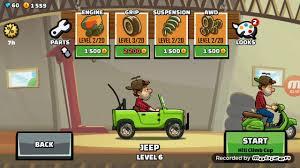 Hill Climb 2 - Trò chơi - Game offline - game dành cho bé. - YouTube