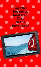 Canlı TV izle - Canlı Televizyon Yayınları für Android - APK herunterladen