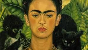 Resultado de imagen de frida kahlo obra fotos
