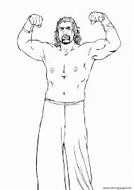 Small Picture roman reigns wwe Coloring pages Printable