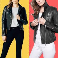 the arrivals arrived first with a fairly novel proposition for 2016 a high end leather jacket directly from them an start up