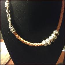 brighton braided leather bracelet astonishing braided leather brighton style necklace os from mallory s