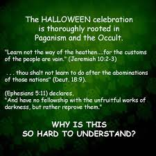 Christian Quotes Against Halloween Best Of The Truth About Halloweenis Actually Well Known But When