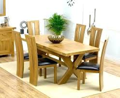 6 dining room chairs 6 chair round dining table set round table six chairs round oak