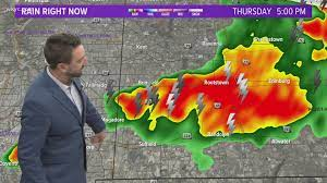 Severe Thunderstorm Warnings issued in ...