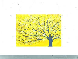 yellow and grey painting yellow and grey wall decor wall decor ideas arts yellow grey white