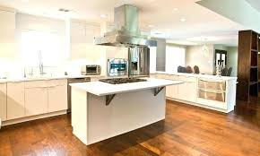 kitchen islands with range