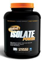 iss research ohyeah isolate power cookies and creme 4 pound
