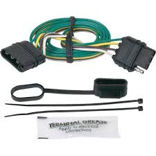 hopkins towing solutions from northern tool equipment Hopkins Trailer Connector Wiring Diagram advantage exclusive hopkins towing solutions trailer wiring adapter 4 wire flat to 4 wire flat hopkins trailer adapter wiring diagram
