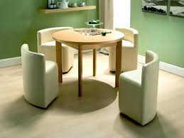 space saving dining table and chairs extraordinay