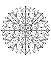 Pour Imprimer Ce Coloriage Gratuit Coloriage Mandala Adulte 9