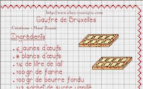 """Résultat de recherche d'images pour """"Gaufre de Bruxelles"""""""