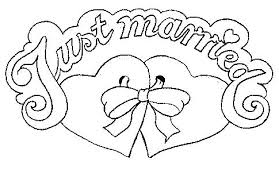 Free Wedding Coloring Pages Trustbanksurinamecom
