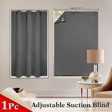 blackout blinds. Exellent Blackout PONY DANCE Blackout Blinds Window Cover Portable Adjustable Travel  Curtains Light Blocking Stickers Panel Suction On O