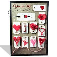 heart key love card