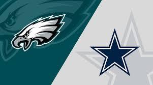 Philadelphia Eagles At Dallas Cowboys Matchup Preview 10 20