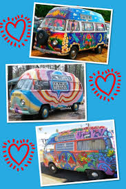 Hippie Buses 244 Best Vw Hippy Images On Pinterest Flower Power Vw Vans And