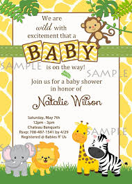 Jungle Animals Baby Shower Ideas  Party CityBaby Shower Jungle