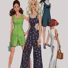 Womens Romper Sewing Pattern
