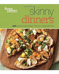 Small Picture Red Hot Summer Savings on Better Homes and Gardens Skinny Dinners