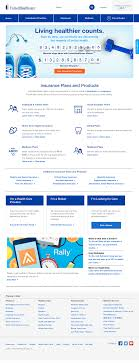 unitedhealthcare website history