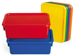 They are ideal to store toys. Heavy Duty Storage Box At Lakeshore Learning