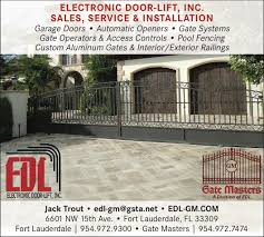 edl garage doorsExecutives Referral Guide