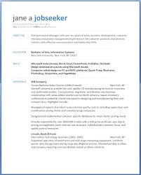 Management Resume Resume Business Resume Templates 86