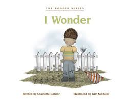 i wonder the first in the wonder book series