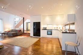 Wohnzimmer Mit Offener Küche Frisch Küche Wohnzimmer