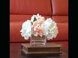 how to make silk flower arrangements fake centerpieces l31
