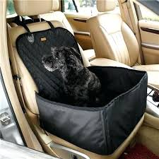 dog car seat sling 2 in 1 deluxe waterproof pet cover filson