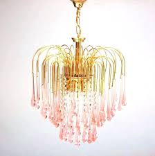 hot pink chandeliers chandelier table lamp most living room styles with crystal lighting