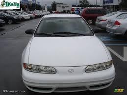 2000 Arctic White Oldsmobile Alero GX Sedan #13309010 Photo #15 ...
