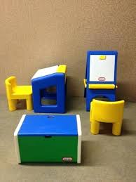 divine little tikes desk images dollhouse furniture chalkboard easel chairs with light