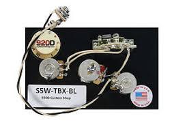 920d fender strat stratocaster wiring harness tbx and blender image is loading 920d fender strat stratocaster wiring harness tbx and