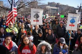 photo essay day out latinos brings courthouse protest the an estimated 30 000 people ed on 13 to protest milwaukee county sheriff david clarke s intention to enroll his department in the federal 287g