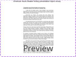 presentation essay examples co presentation essay examples