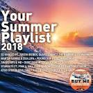 Your Summer Playlist 2018