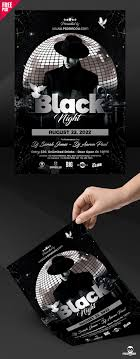 club flyer templates download black night club flyer psd psddaddy com