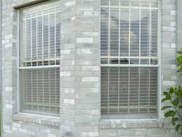 Decorative Security Grilles For Windows Types Of Window Security Bars Design Ideas Decors