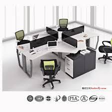 office workstation design. Hot Sale Modern Design Office Workstation Modular Furniture Table Top Desk Partition Buy FurnitureOffice ModularTable U