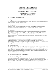 cover letter examples security  professional resume profile example