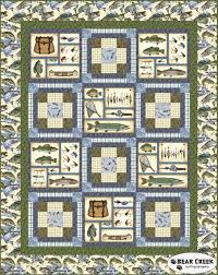 Reel It In Free Quilt Pattern by Quilting Treasures | Quilts ... & Reel It In Free Quilt Pattern by Quilting Treasures Adamdwight.com