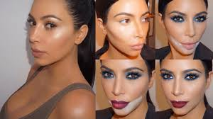 kim kardashian s make up tutorials
