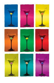 martini pop art wall poster on martini and rossi wall art with martini pop art wall poster martini glasses art prints and