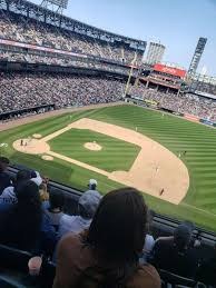 Guaranteed Rate Field Section 524 Home Of Chicago White Sox