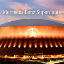 restaurants near mercedes benz superdome